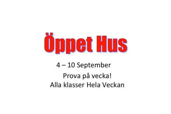 Open House HT17