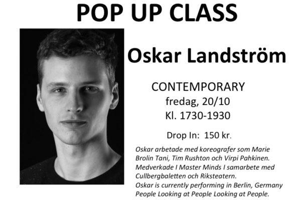 Contemporary med Oskar